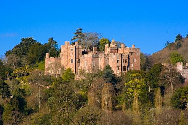 Dunster-Castle-in-Somerset